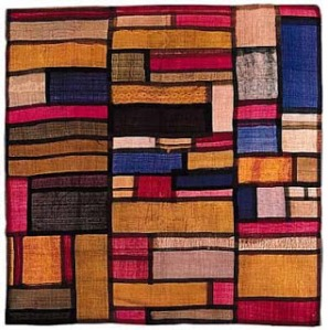 Korean 7 Treasure quilt