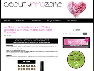 beautyinfozone.com thumbnail generated 2013-05-24