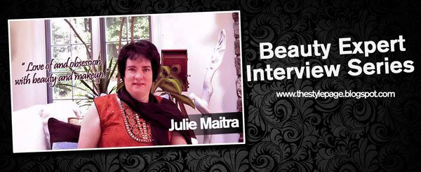 Expert Interview Series – Julie Maitra - stylecraze.com