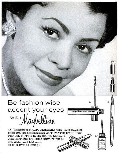 Dorothea Towles Church for Maybelline